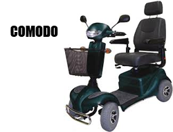 Scooter per disabili Elegante